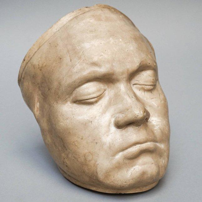 Máscara mortuária de Ludwig Van Beethoven