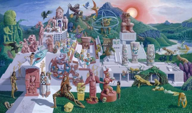 Dave Patchett - Civilização Perdida
